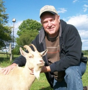 Geoff and Snowbell, Queen of the Goat Lot